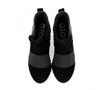 Kotníky 56906 BLACK