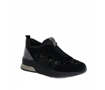 Sneakersy LIU JO B68007TX00522222  BLACK