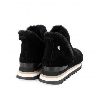 Kotníkové sneakersy 56776 BLACK