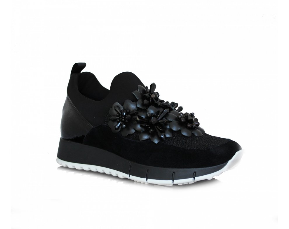 Sneakersy LIU JO B68027TX00422222  BLACK