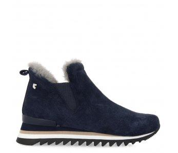 Kotníkové sneakersy 56776 NAVY