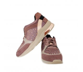 Sneakersy LIU JO B68003TX00301597 ROSE