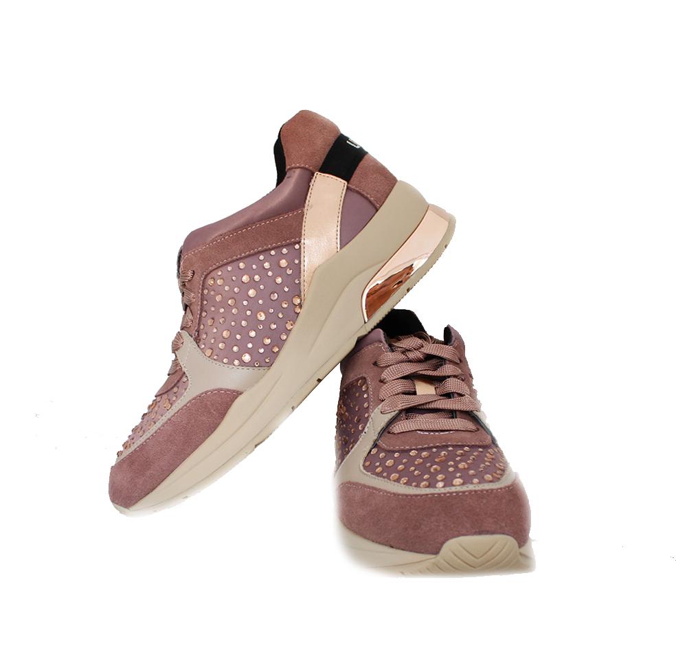 Sneakersy LIU JO B68003TX00301597 ROSE  535ad306759
