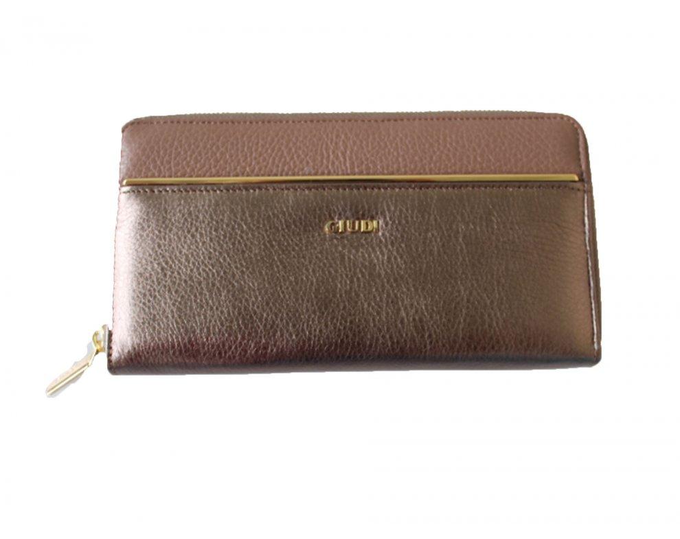 Peňaženka GIUDI G7458LINAE-AS
