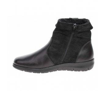 Dámska obuv RIEKER X0181-00 BLACK