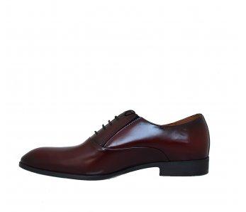 Pánksa spoločenská obuv ZEOC6033-0412-00S02 BORDO