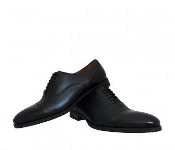 Pánksa spoločenská obuv ZEOC5404-ZJ83-00S02 ČIERNA
