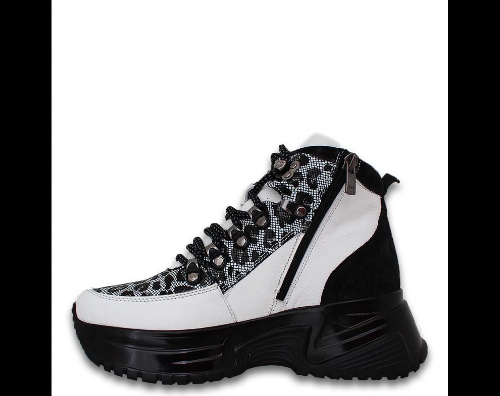 Zimné sneakersy IZ107842 WHITE