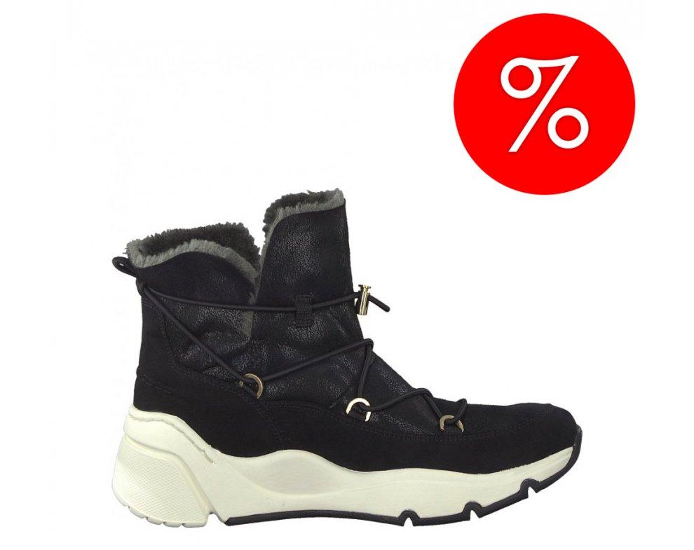 Snehule Tamaris 1-1-26403-29 001 BLACK