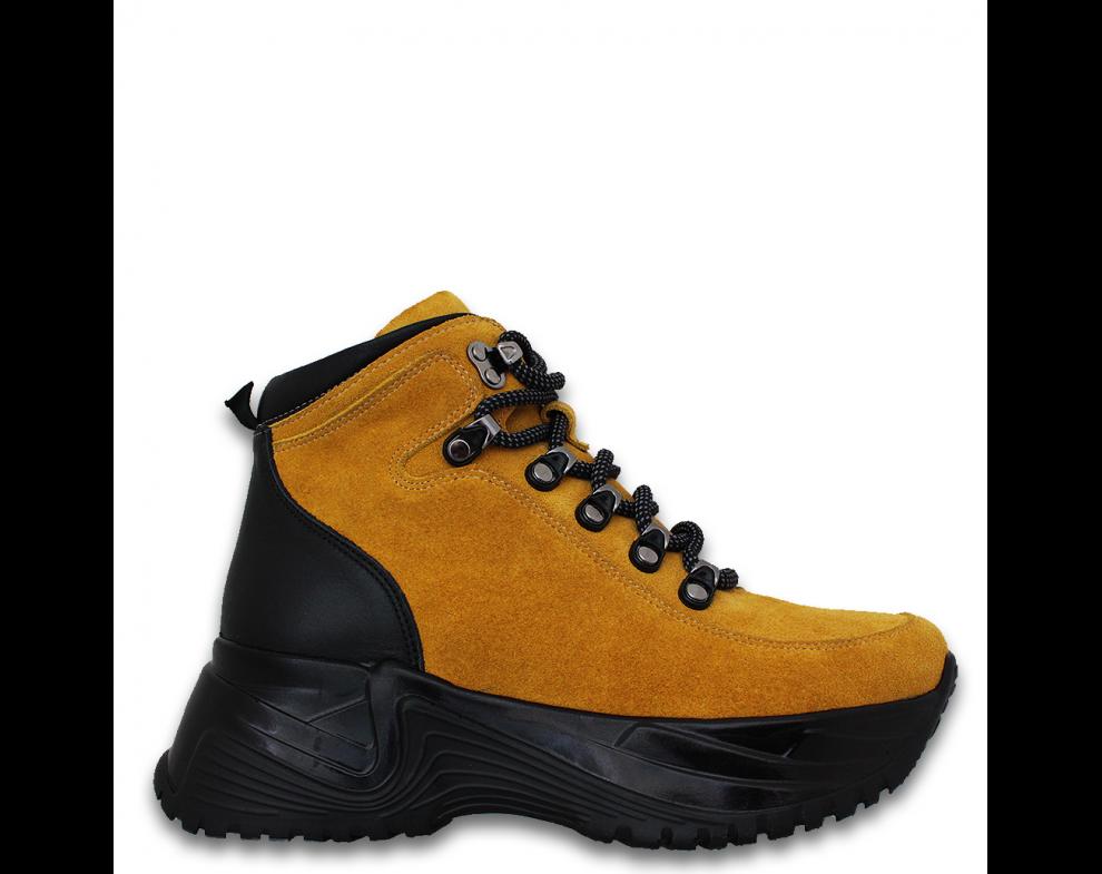 Zimné sneakersy IZ107842 YELLOW