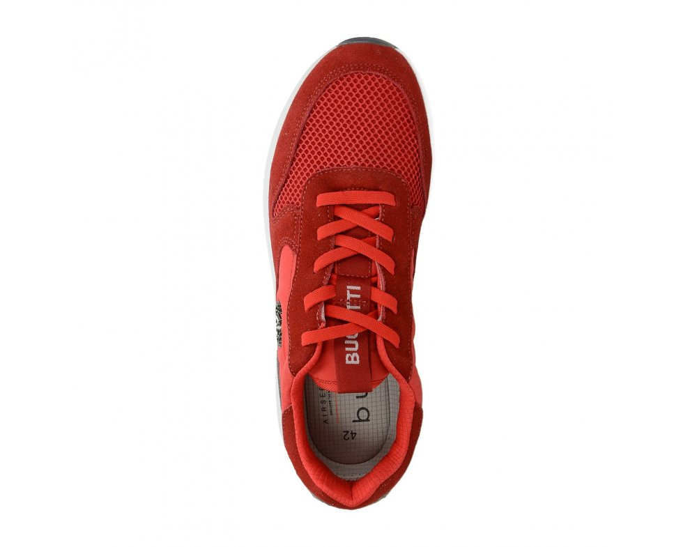 Pánske tenisky BUGATTI 341-92701-1400 3000 RED