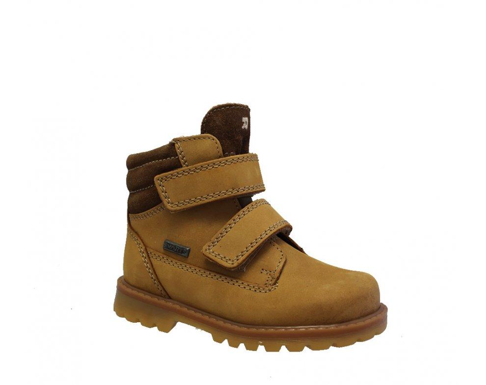 Detská obuv RICHTER R1232-411-5111 MUSTARD/COGNAC