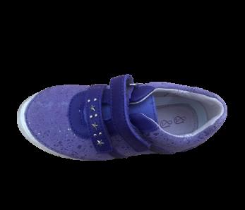 Detská obuv D.D.STEP 046-604BM Lavender