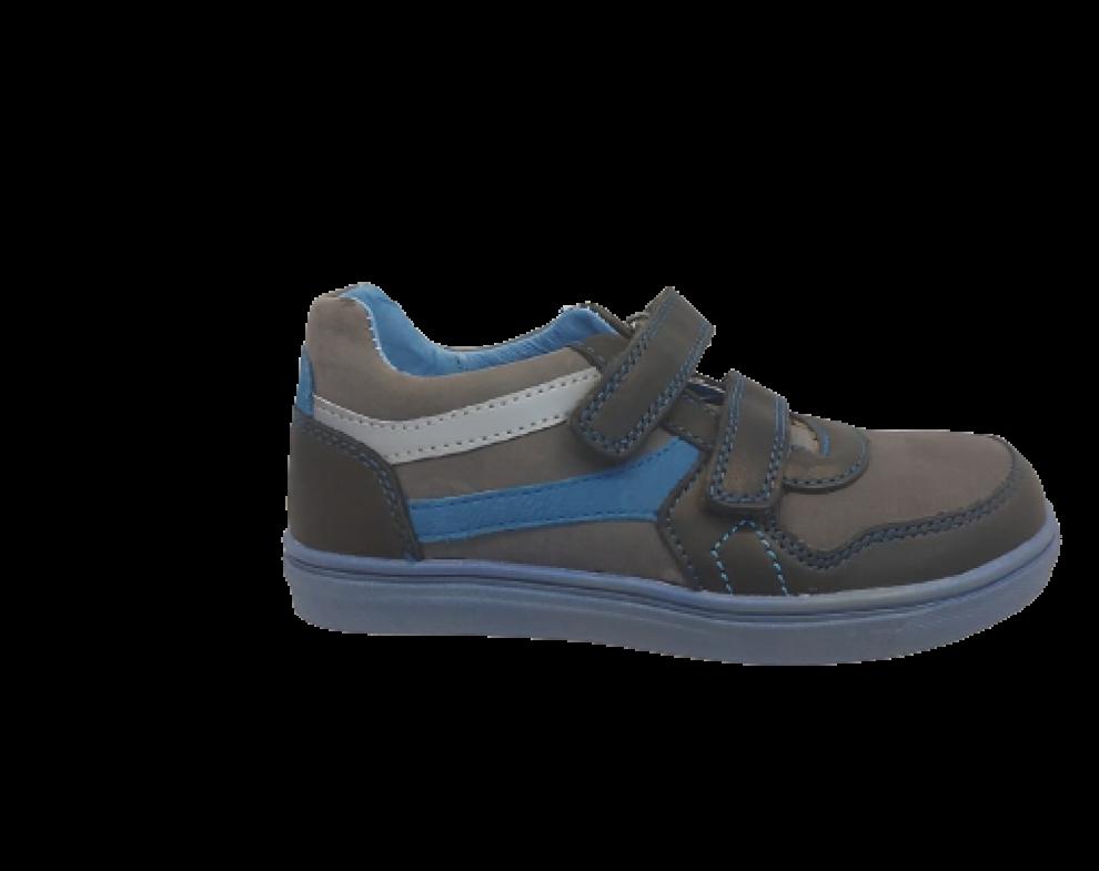 Detské topánky DA06-1-634A BLACK