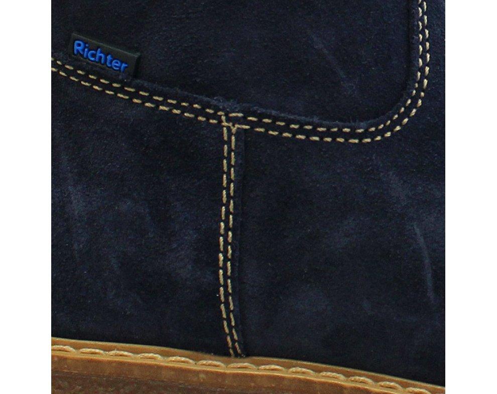 Dievčenské čižmy RICHTER R4750-441-7200 ATLANTIC