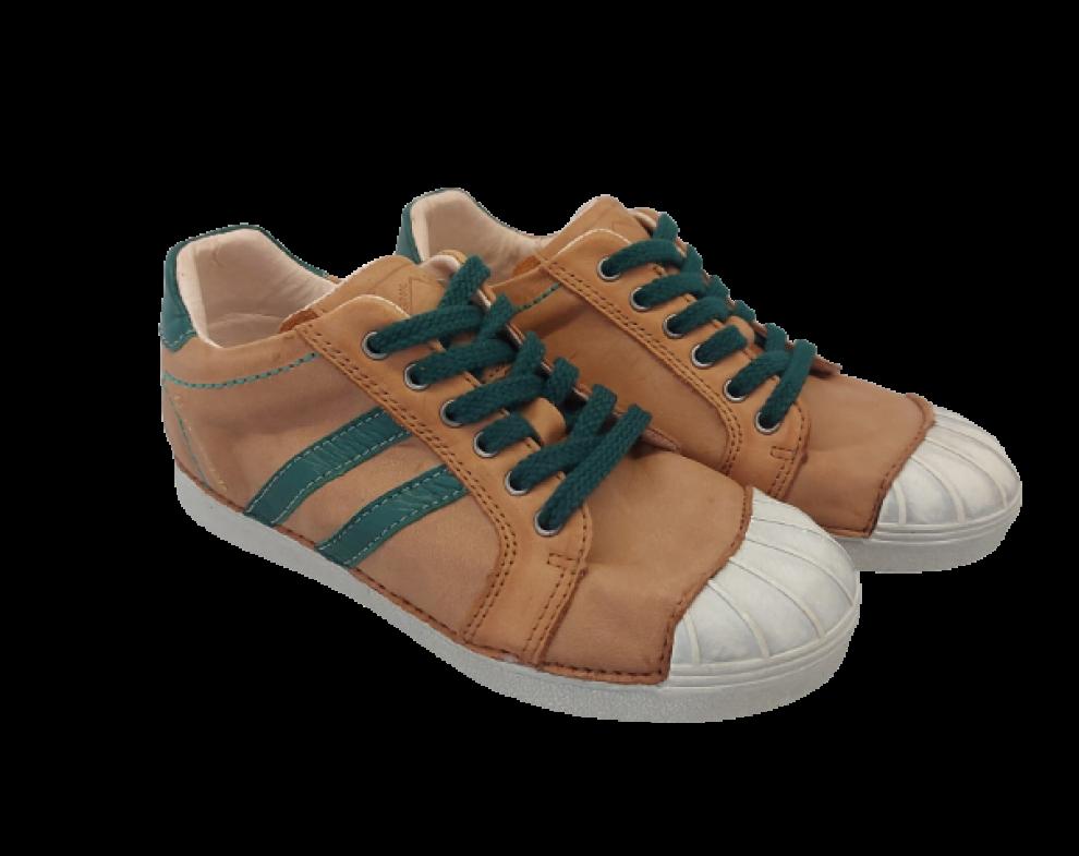 Detské topánky Ponte20 043-514 CHOCOLATE