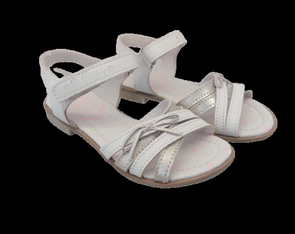 Detské sandále D.D.STEP K356-6000AM WHITE