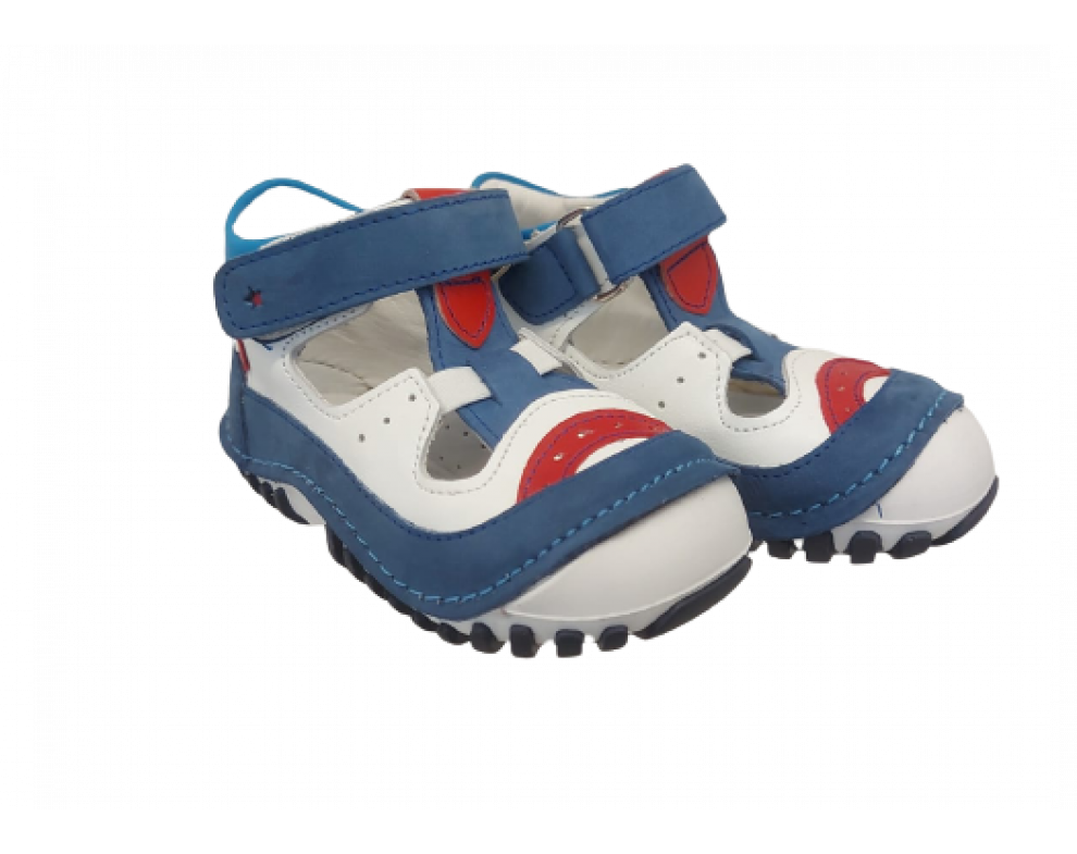 Detské topánky TEO BEBE 113 KET-BYZ-KIR