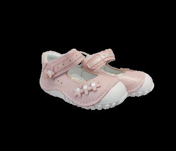 Detské topánky TEO BEBE BALERIN SIM PUDR