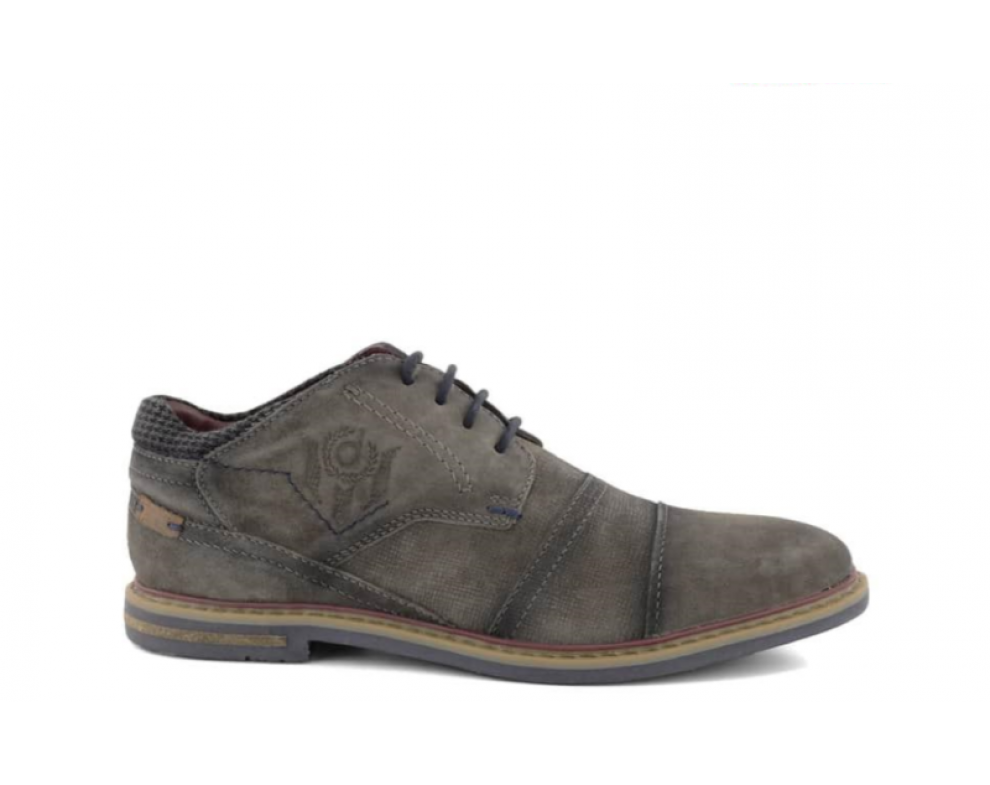 Pánska obuv BUGATTI 312-16903-3400-1200 LIGHT GREY