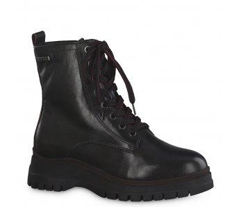 Workery 1-1-26980-33 033 BLACK/LIPSTICK
