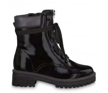 Workery 1-1-26460-23 018 BLACK PATENT