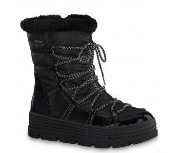 Snehule 1-1-26431-23 001 BLACK