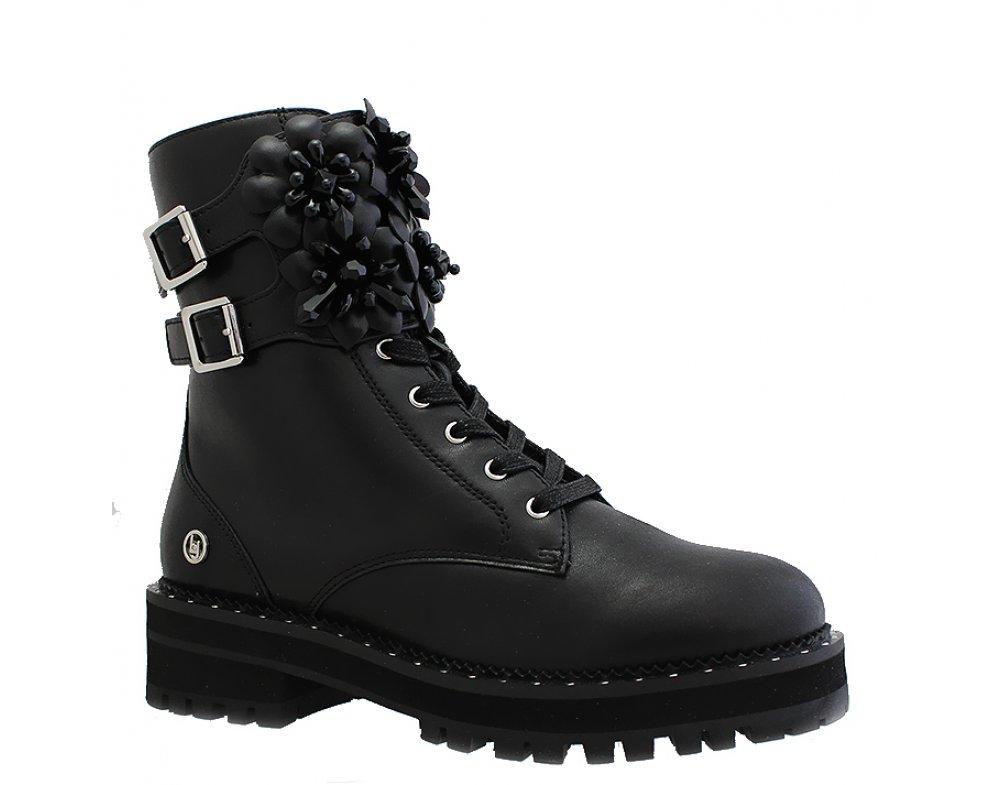 Workery LIU JO S68097PX02122222 BIKERS BLACK