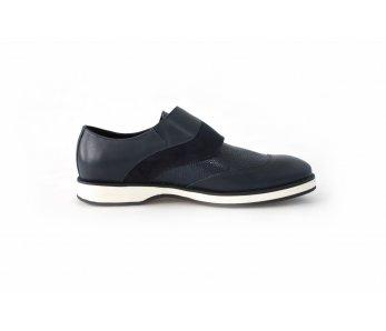 Pánska obuv 1431S/03 MODRA