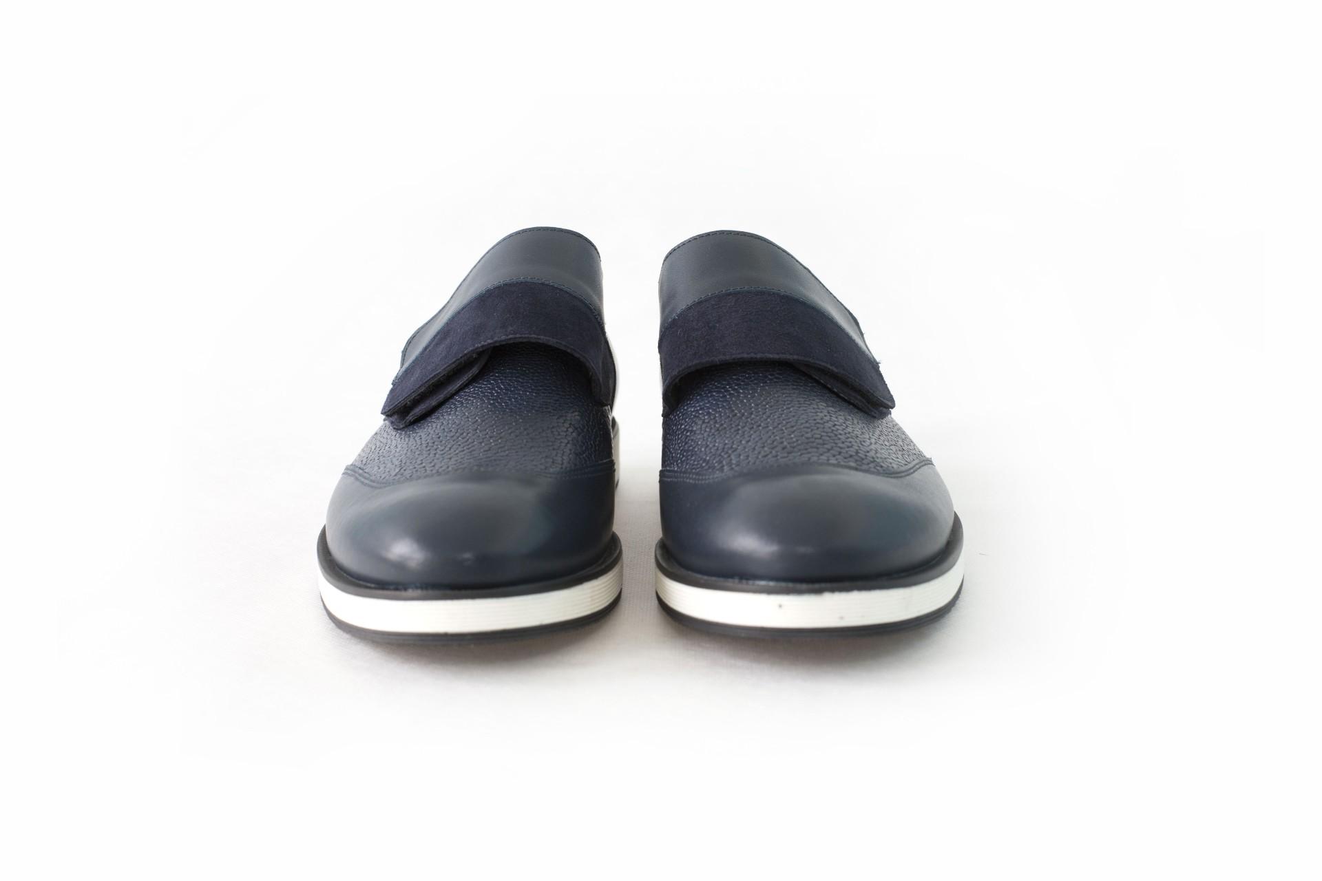 9caf83fe0d40 Pánska obuv 1431S 03 ČIERNA