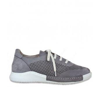 Dámske šnurovacie topánky AQ532-101