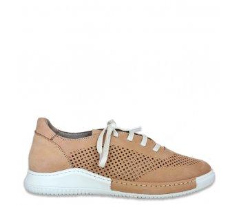 Dámske šnurovacie topánky AQ532-68